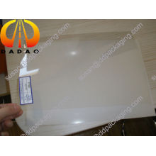 Film de 400 microns PVC / 50 microns EOE pour boite de restauration rapide