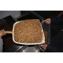 Inseto em pó de proteína de pó de minhoca seca