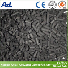 Impregnated Cylindrical Activated Carbon and Catalyst