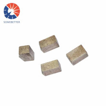High Quality 250mm To 3500mm Cutting Speed Good Concrete Saw Blade Brazing Diamond Tip Core Drill Bit Segment For Various Stone