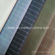 Мужские костюмы высокого класса Тканые ткани из полиэстера