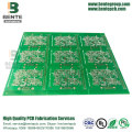 High Precision Multilayer PCB Yellow Silk