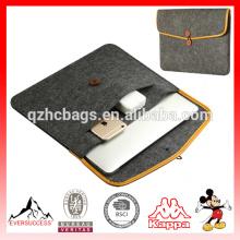 14 Inch Felt Soft Laptop Protective Case Briefcase