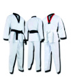 WTF taekwondo  competition dress white uniform