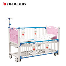 DW-919A más nuevo médico Manual Lovely Children Bed