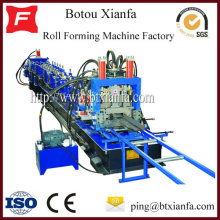 Hydraulic Galvanized Steel Sheet C Z Forming Machine​