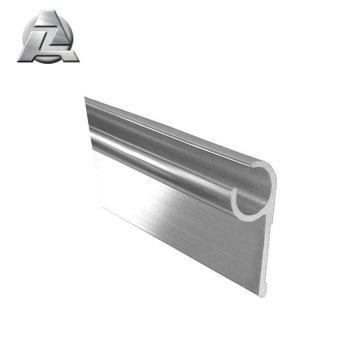 perfil de tenda de alumínio para keder rail for outdoor