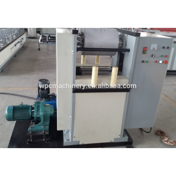 CE certificated profile deck embossing machine for 1400mm