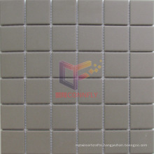 Gery Color Floor Use Ceramic Mosaic (CST287)