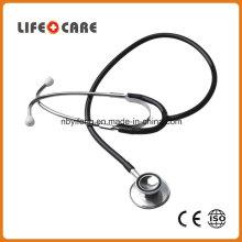 Dual Head Aluminium Alloy Chestpiece Stethoscope for Adult