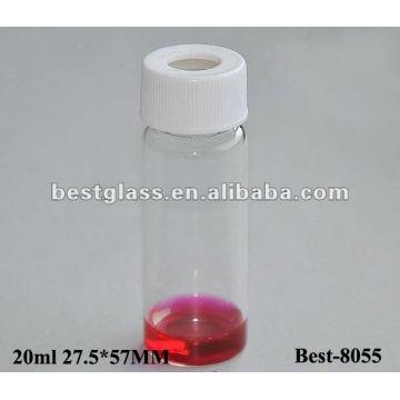 Vial de registro automático de 20 ml, vial de almacenamiento