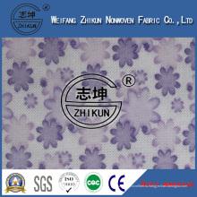 Custom Design Print 100% полипропиленовая нетканая ткань