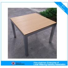 Ф-сада ротанга ПС деревянный стол (27071)