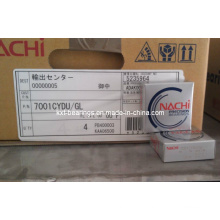 NACHI 7001cydu/Gl Angular Contact Ball Bearing (7002CYDU, 7003CYDU, 7005CYDU, 7006CYDU)
