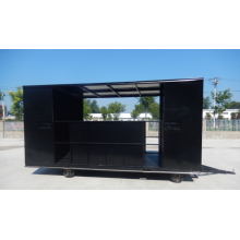 Box-type Cargo Flatbed Truck