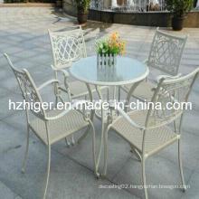 Outdoor Beautiful Durable Metal Furniture