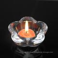Candelero cristalino de alto grado 2016 de los regalos de boda de 2016 candeleros