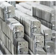 Heißer Verkauf von Stahlverbinder, Linker, Pfostenscharnier