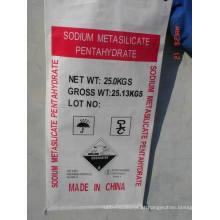 Metasillcate de sódio