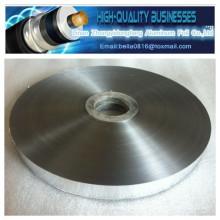 Односторонняя экранирующая ламинированная алюминиевая лента для гибкого воздуховода