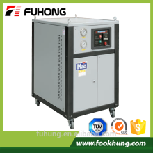 Ningbo fuhong 15hp water scroll cooled injection molding machine cooling chiller