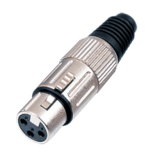 Hard Drive Cable of XLR Connectors