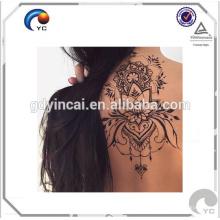 Neu Henna temporäre Tätowierung Aufkleber Henna böhmischen Stil menschlichen Körper Kunst Tattoo in guter Qualität