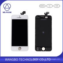 ЖК-дисплей экрана для iphone5g Сенсорный экран digitizer стекло