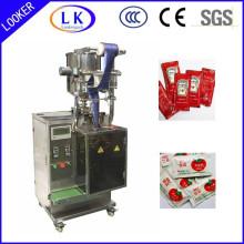 Machine à emballer verticale de pâte de tomate de style