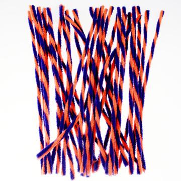 Пряжа стволовых Синели для изготовления пауков Хэллоуин