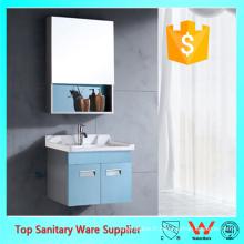 Meilleur vente chaude produit salle de bains lavabo base armoires