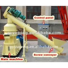 Wood Pellet Briquette Machine