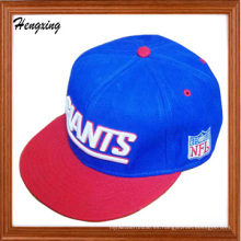 Gorras Snapback azul promocional de moda con su Logo