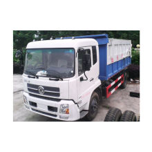 15Ton Automatic docking garbage truck