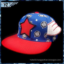 Multifunctional snapback cap for kids size Professional hat custom