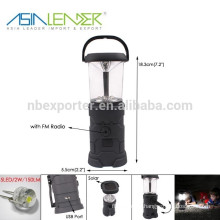 BT-4840 5 LED Dynamo Rechargeable Camping Lantern