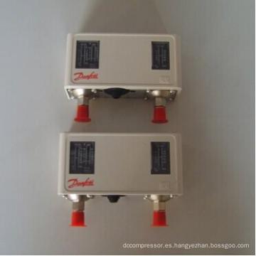 Controlador Danfoss serie Kp alta / baja presión con interruptor de reinicio automático / manual