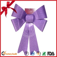 Fashion Handmade Glitter Butterfly Bow for Home Decoration