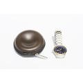 Leather luxury Watch case storage box holder