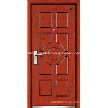 Puerta de acero de Kerala diseño de la puerta principal de acero