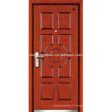 Conception de porte principale en acier de porte en acier Kerala