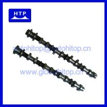 Precio competitivo Piezas del motor diesel Árbol de levas de diseño personalizado para TOYOTA 1ZZ 2ZZ 13502-22011 13501-22040
