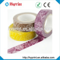 2015 creative design washi printed paper tape for decoration and gift wrap