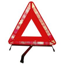 Reflektierendes Warndreieck für die Verkehrssicherheit