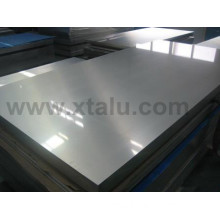 Aluminum Plain Sheet with PVC Film on The Surface 1, 3 and 5 Series