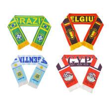 Pañuelo Equipos de fútbol Fans de países