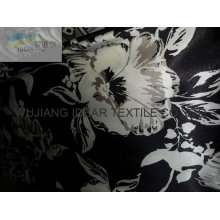 Fashion Printed Satin Fabric for Lady Dress customize-made