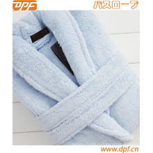 Высокое качество 100% хлопок супер мягкий халат для Ladier 3 цвета, L, ХL для осеннего и зимнего сезона