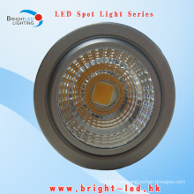 Regulable / no regulable GU10 COB LED Spot luces