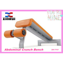 Abdominal Crunch Bench for sale/ Sit up bench/ Hot Sale Fitness Equipment